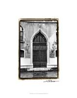 "The Doors of Venice V by Laura Denardo - 19"" x 24"""