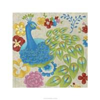 """Flores I by Chariklia Zarris - 24"""" x 24"""" - $52.99"""