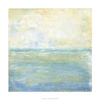 Tranquil Coast II Fine Art Print