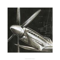"Aerial Navigation II by Ethan Harper - 24"" x 24"""