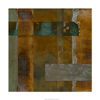 """Reaction I by Ethan Harper - 24"""" x 24"""""""