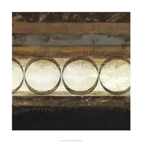 "Cavern II by Jennifer Goldberger - 24"" x 24"""