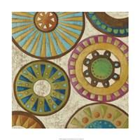 """Kaleidoscopic I by Chariklia Zarris - 24"""" x 24"""""""