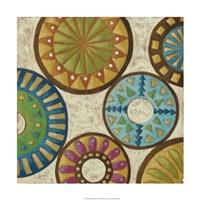 """Kaleidoscopic III by Chariklia Zarris - 24"""" x 24"""""""