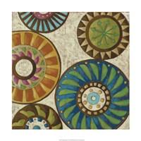 """Kaleidoscopic IV by Chariklia Zarris - 24"""" x 24"""""""