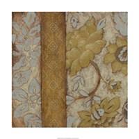 "Gilded Sari II by Chariklia Zarris - 24"" x 24"""