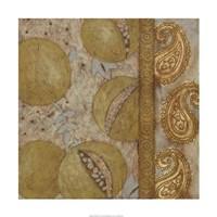 Gilded Sari IV Fine Art Print