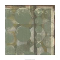 """Layered Orbits I by Jennifer Goldberger - 24"""" x 24"""" - $62.49"""