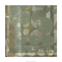 """Layered Orbits II by Jennifer Goldberger - 24"""" x 24"""" - $62.49"""