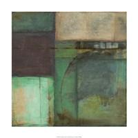 """Sea Change II by Jennifer Goldberger - 24"""" x 24"""""""