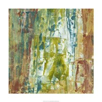 """Staccato I by Julie Holland - 24"""" x 24"""", FulcrumGallery.com brand"""