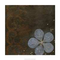 "Burnished Brocade I by June Erica Vess - 24"" x 24"""
