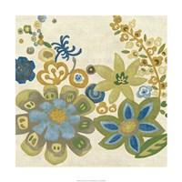 "Ginger & Lime I by Chariklia Zarris - 24"" x 24"" - $49.99"