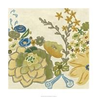 """Ginger & Lime II by Chariklia Zarris - 24"""" x 24"""" - $49.99"""