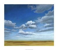 "Big Sky II by Megan Meagher - 28"" x 24"", FulcrumGallery.com brand"
