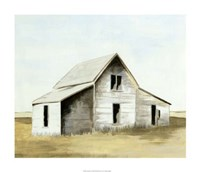 Amarillo II Framed Print