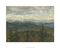 "Blue Ridge View II by Megan Meagher - 30"" x 24"" - $52.99"