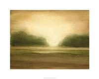 "Golden Mist II by Ethan Harper - 30"" x 24"""