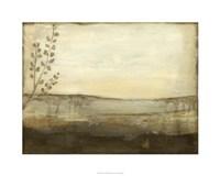 "Horizon I by Jennifer Goldberger - 30"" x 24"""