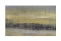 "Abstracted Skyline II by Jennifer Goldberger - 36"" x 24"""