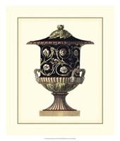 "Clementino Urn III by Da Carlo Antonini - 21"" x 24"""