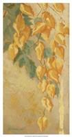 Golden Chains I Fine Art Print