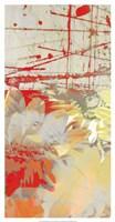 """White Wonders I by Ricki Mountain - 13"""" x 25"""" - $24.99"""
