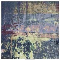 """Oceanna I by Ricki Mountain - 25"""" x 25"""""""
