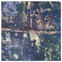 """Oceanna II by Ricki Mountain - 25"""" x 25"""""""