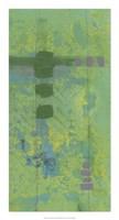 "Cross Hatch I by Jennifer Goldberger - 14"" x 26"", FulcrumGallery.com brand"