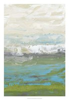 "Heather Seas II by Jennifer Goldberger - 18"" x 26"" - $31.49"
