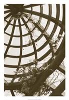 Pergola Basket Fine Art Print