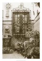 Cordoba Ventana, Spain Fine Art Print