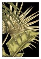 "Rustic Tropical Leaves II by Ethan Harper - 18"" x 26"""