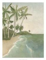 """Island Breeze I by Chariklia Zarris - 20"""" x 26"""""""