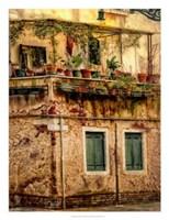 """Italian Garden by Danny Head - 20"""" x 26"""""""