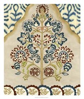 Tapestry Tree I Fine Art Print
