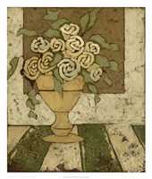"Golden Bouquet I by Megan Meagher - 22"" x 26"", FulcrumGallery.com brand"