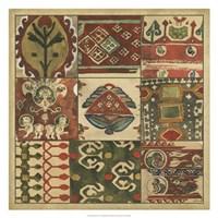 "Byzantine Relics I by Vision Studio - 26"" x 26"", FulcrumGallery.com brand"