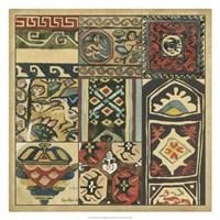 "Byzantine Relics II by Vision Studio - 26"" x 26"", FulcrumGallery.com brand"