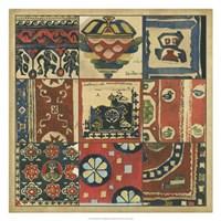 "Byzantine Relics III by Vision Studio - 26"" x 26"", FulcrumGallery.com brand"