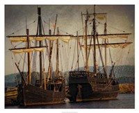 Tall Ships Fine Art Print