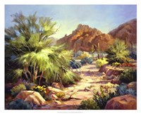 "Desert Beauty by Maxine Johnston - 32"" x 26"""