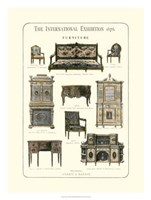 """Furniture 1876 by Vision Studio - 20"""" x 26"""""""