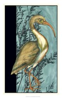 "Heron in the Grass I by Jennifer Goldberger - 18"" x 28"""