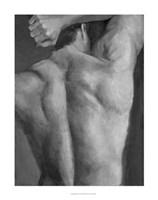 """Male Nude II by Ethan Harper - 22"""" x 28"""""""