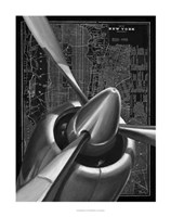 "Vintage Plane I by Ethan Harper - 22"" x 28"""