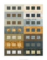 Urban Grid II Fine Art Print