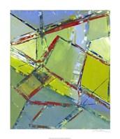 "Aerial III by Sharon Gordon - 24"" x 28"", FulcrumGallery.com brand"