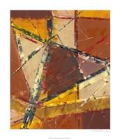"Aerial IV by Sharon Gordon - 24"" x 28"""